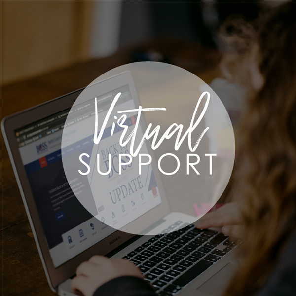 BCSS Virtual Support Website