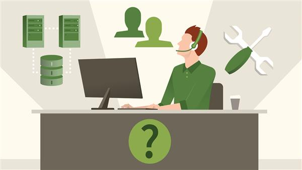 Online Learning Help Desk