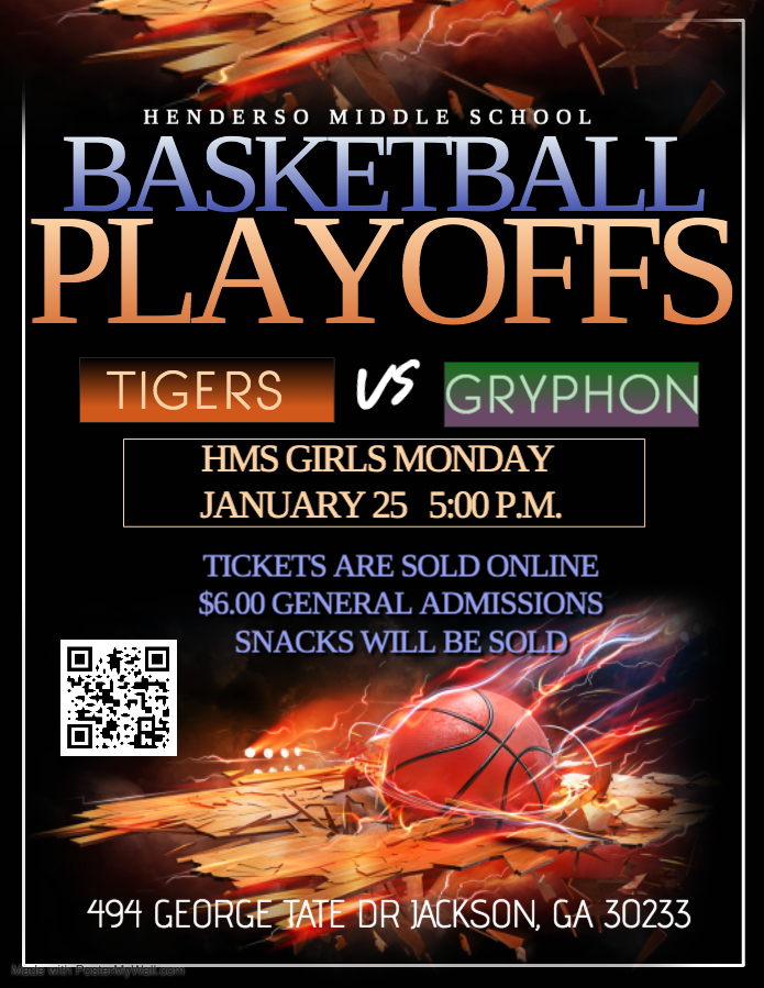 Girls Basketball Playoffs Jan. 25th
