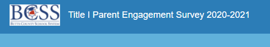 Title I Family Engagement Survey. Please click here to take the survey.