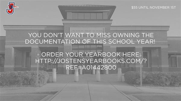 Yearbook sales click here.