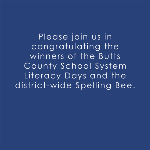 BCSS Literacy Days