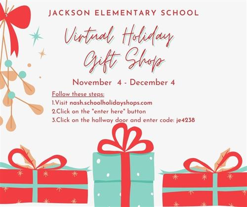 Virtual Holiday Gift Shop